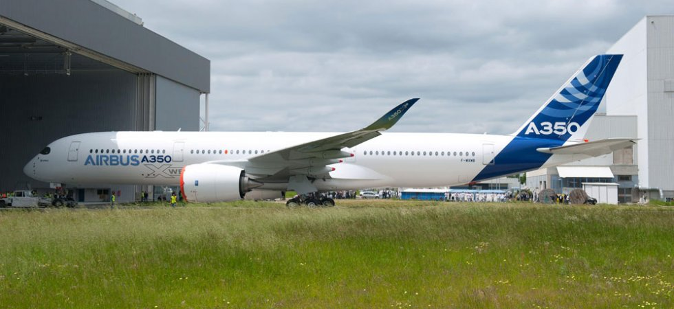 French bee a mis en service son second Airbus A350-900