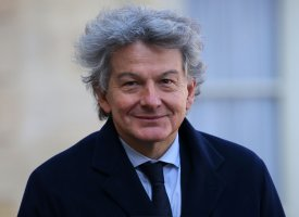 Commission européenne : Thierry Breton sera auditionné le 14 novembre