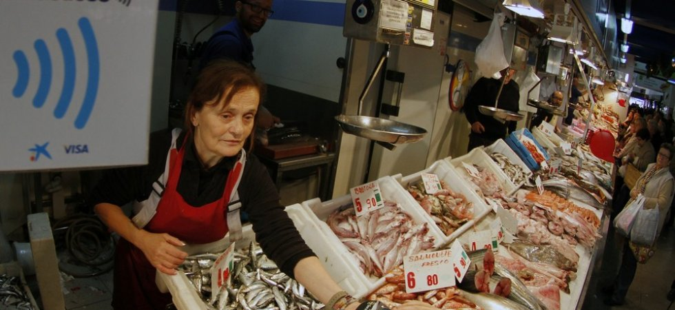 Sans contact : la barre du milliard de transactions franchie