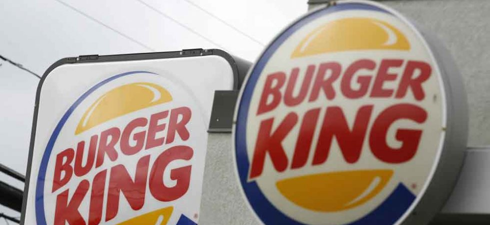 Burger King vise 600 restaurants en France d'ici 2020