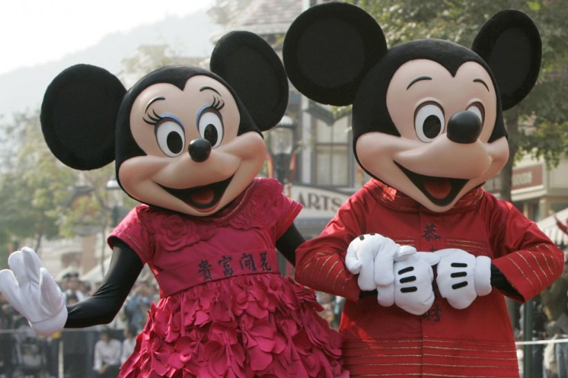 10. Disneyland Paris