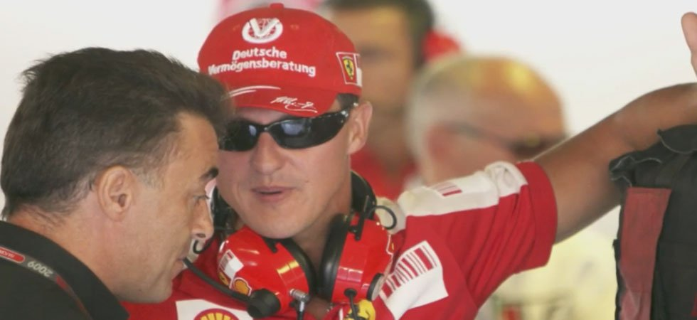Le touchant message de Jean Alesi au fils de Michael Schumacher