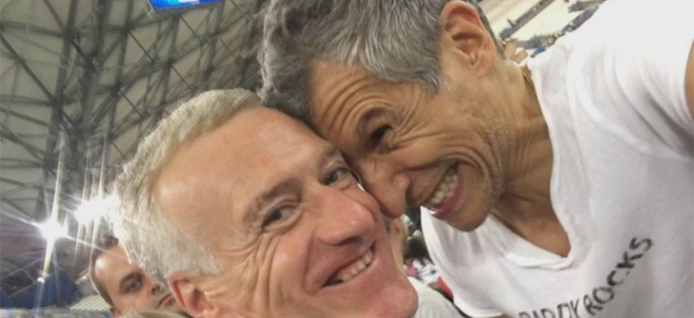 Nagui : sa déclaration à Didier Deschamps