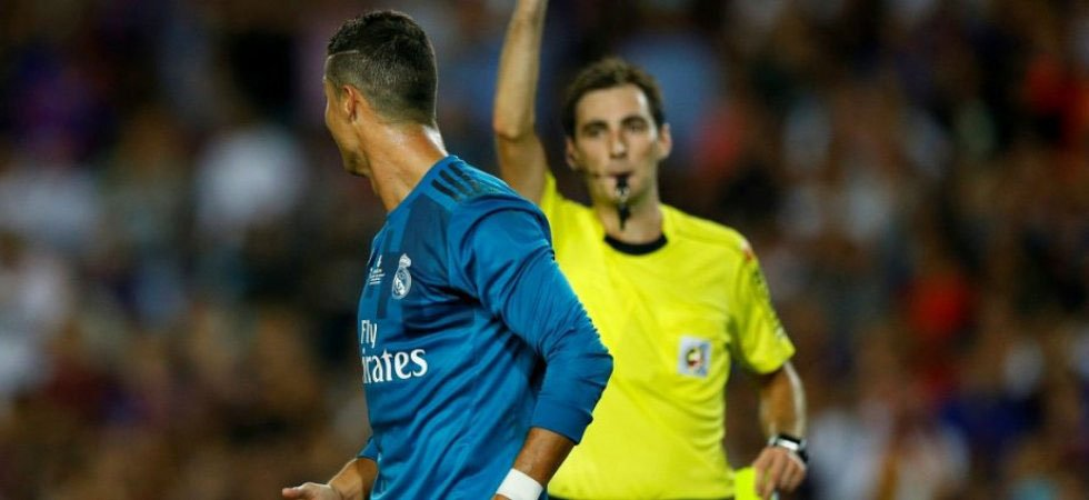 Liga - Real Madrid : Suspension maintenue pour Cristiano Ronaldo