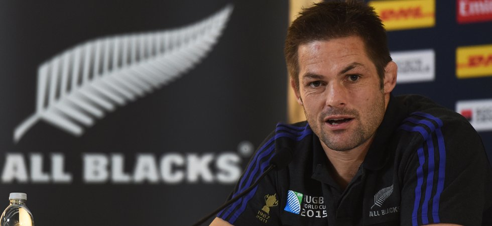 All Blacks : Richie McCaw Premier ministre ?