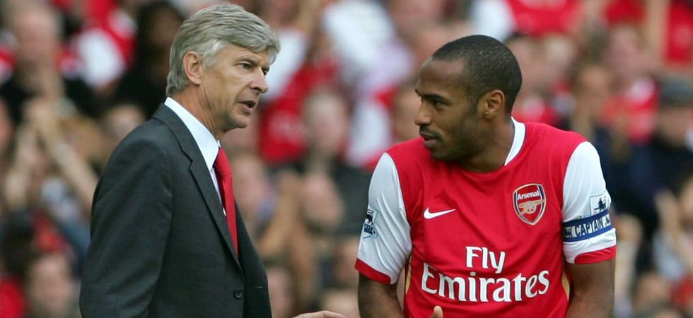 Arsène Wenger se paye Thierry Henry