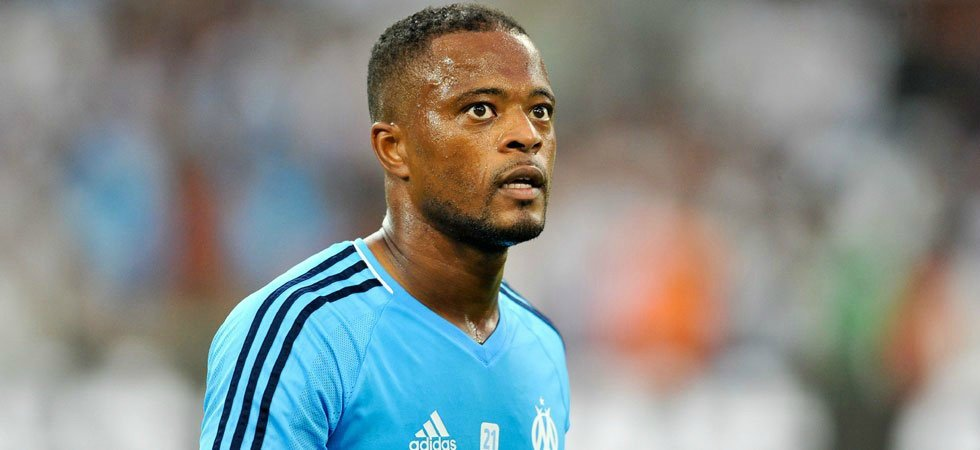 Altercation entre Patrice Evra et les supporters marseillais
