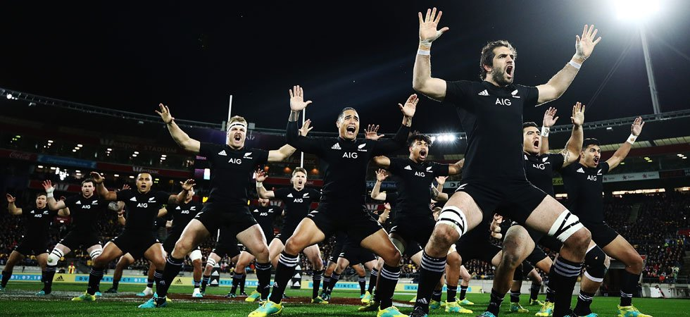 Le haka des All Blacks en danger