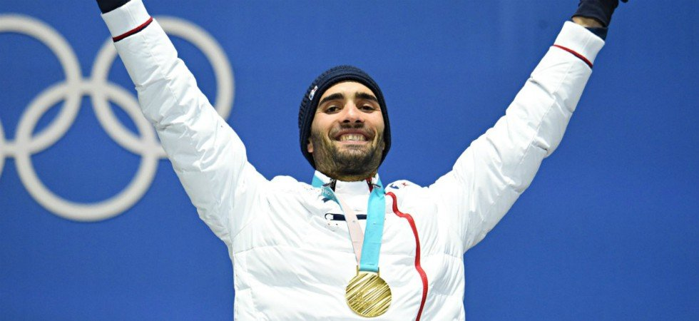 La prestigieuse nomination de Martin Fourcade