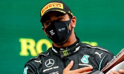 F1 - Mercedes : Hamilton prolonge un an
