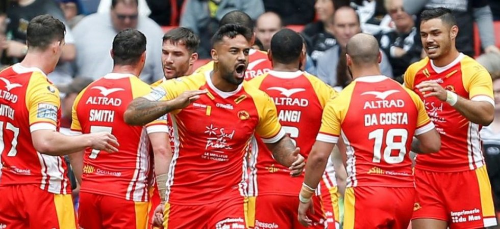 Super League : Les Dragons Catalans délocalisés au Royaume-Uni ?