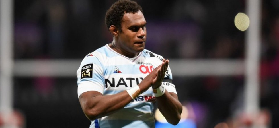 Top 14 - Racing 92 : Nakarawa licencié