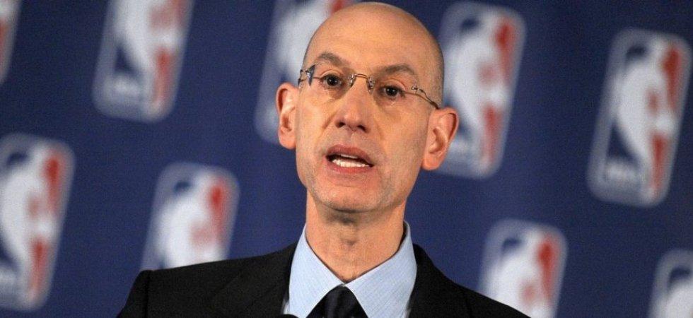 NBA : Adam Silver apporte son soutien à Daryl Morey après son ...