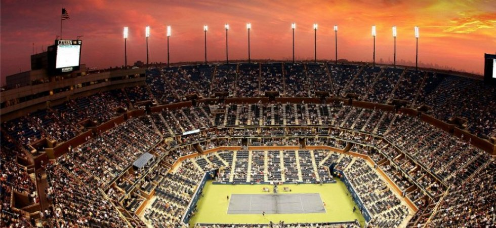 US Open : Le programme de vendredi