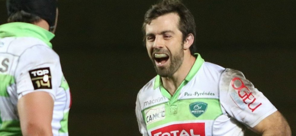 Top 14 (J3) - Pau : Conrad Smith est de retour