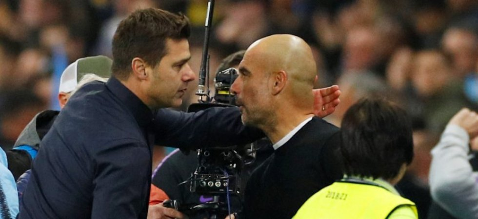 Manchester City : Guardiola se méfie de Pochettino