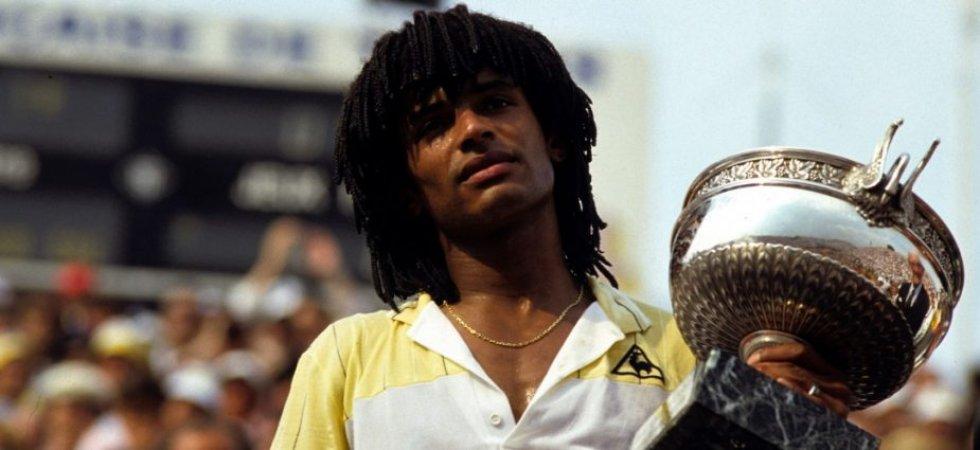 Roland-Garros 1983 : l'exploit de Yannick Noah