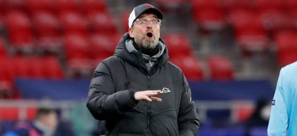 Liverpool : Klopp vise la qualification en C1