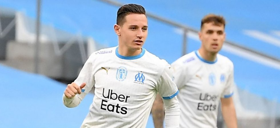 OM : Crystal Palace sur Thauvin ?