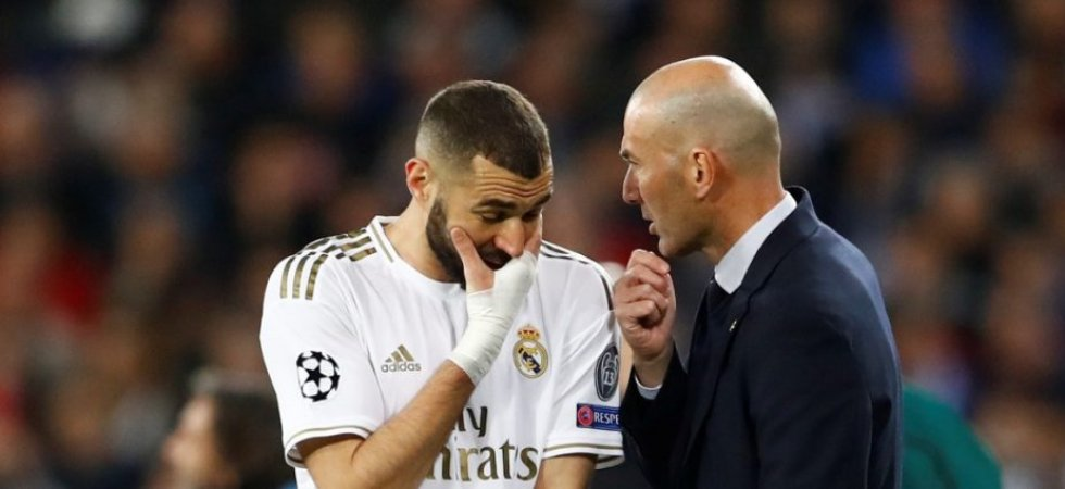 Real Madrid : Benzema aussi forfait