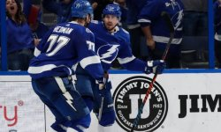 NHL (play-offs) : Tampa Bay atomise les Islanders !