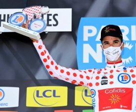Paris-Nice (E7) : La revanche d'Anthony Perez