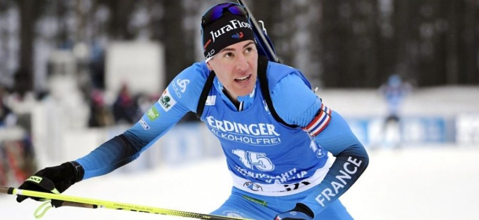 Biathlon - Coupe du monde (H) : Revivez l'individuelle d'Antholz-Anterselva
