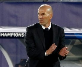 Real Madrid : Zidane ne se mouille pas pour la Super Ligue
