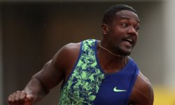 Meeting de Gainesville : Gatlin fait forte impression