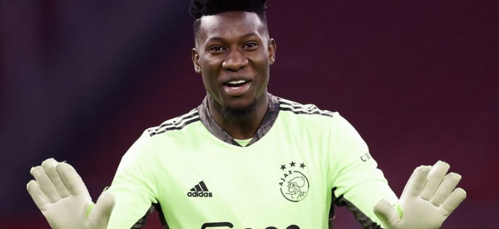 Ajax Amsterdam : La prolongation d'Onana patine