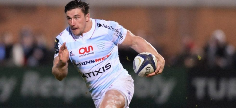 Top 14 - Racing 92 : Camille Chat et Eddy Ben Arous prolongent