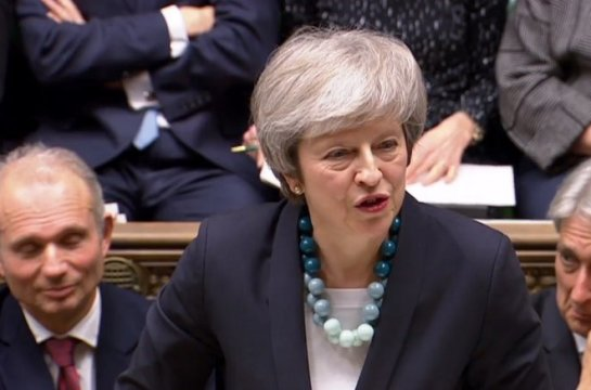 Brexit : Theresa May tente de convaincre le reste de l'Europe
