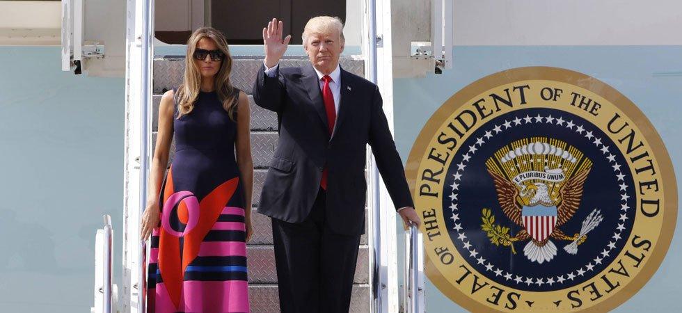 G7 : l'atterrissage d'Air Force One au cœur d'un énorme casse-tête