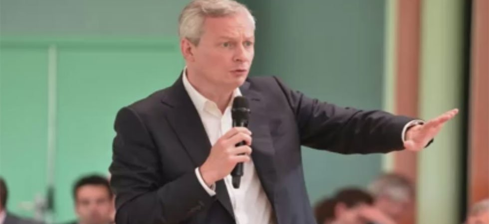 Le one man show de Bruno Le Maire