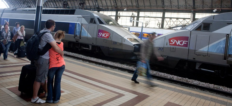 TGV : interruption du trafic entre Bordeaux et Paris