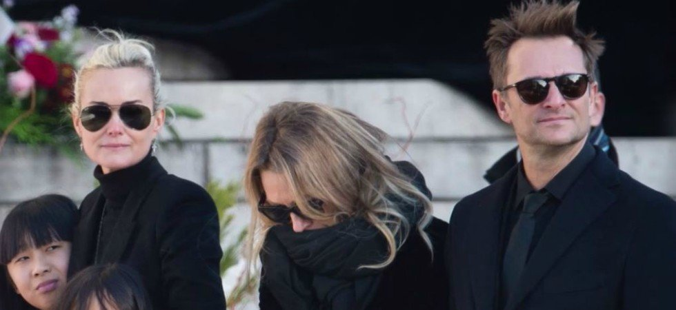 David Hallyday renonce à la succession de son père