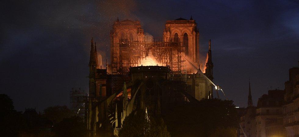 Incendie de Notre-Dame de Paris : la cathédrale n'était pas assurée !