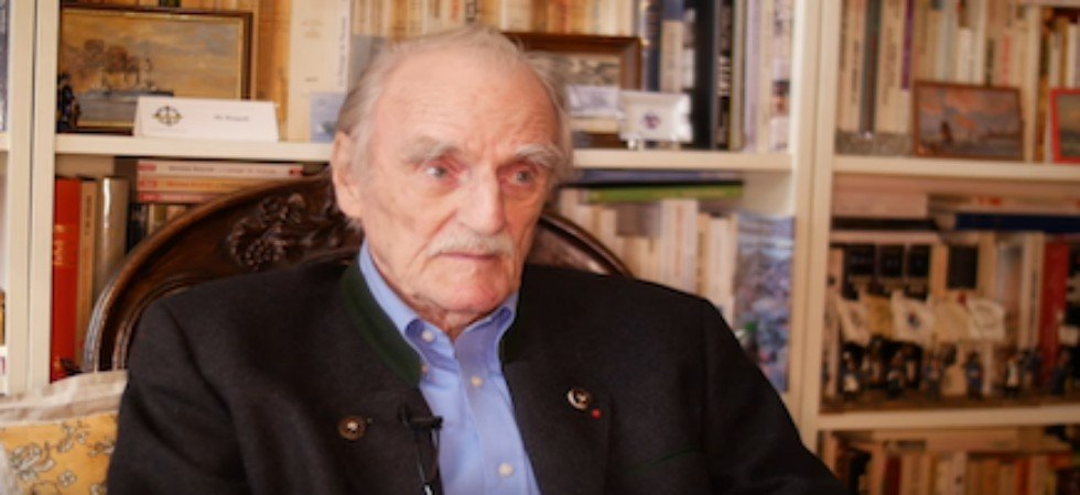 Décès de l'écrivain et explorateur Jean Raspail