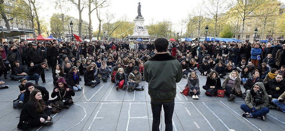 """Nuit debout"" appelle à une mobilisation internationale le 15 mai"