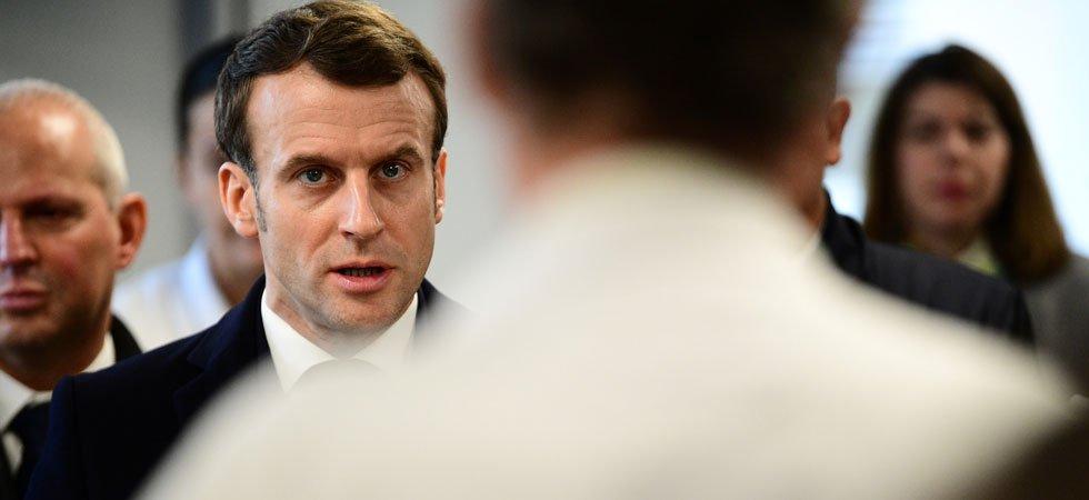 """Coronavirus : l'épidémie est """"inexorable"""", déclare Emmanuel Macron"""