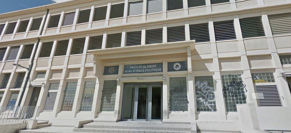 Montpellier : des étudiants occupant la fac de droit attaqués par des hommes cagoulés