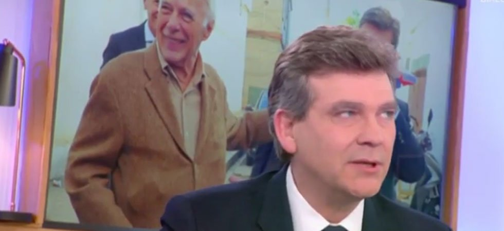 Arnaud Montebourg commente le couac avec Guy Bedos