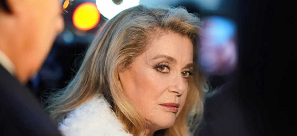Catherine Deneuve a enterré sa belle-fille