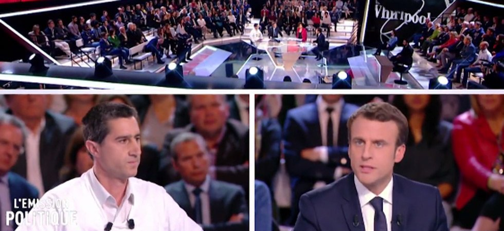 Macron tacle discrètement Hollande