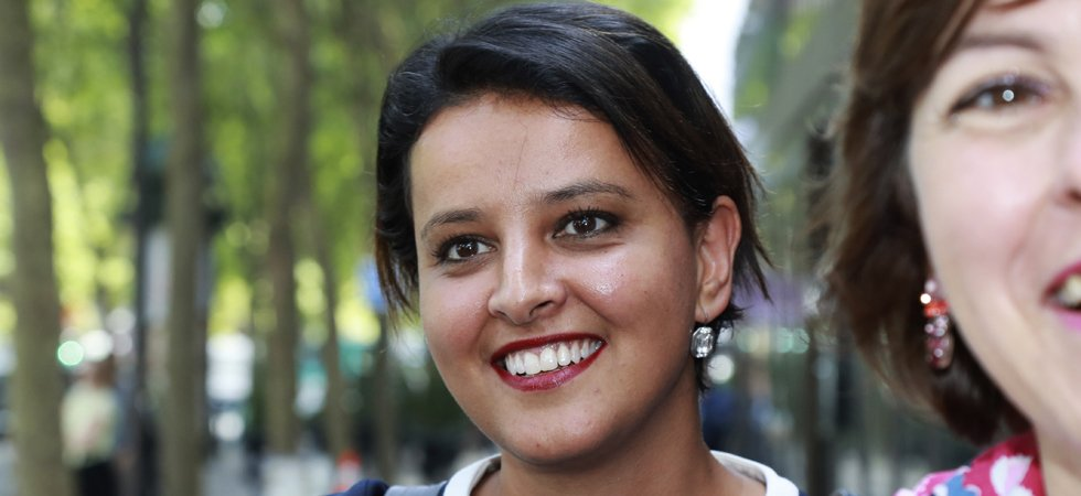 Najat Vallaud-Belkacem ne briguera pas la direction du PS