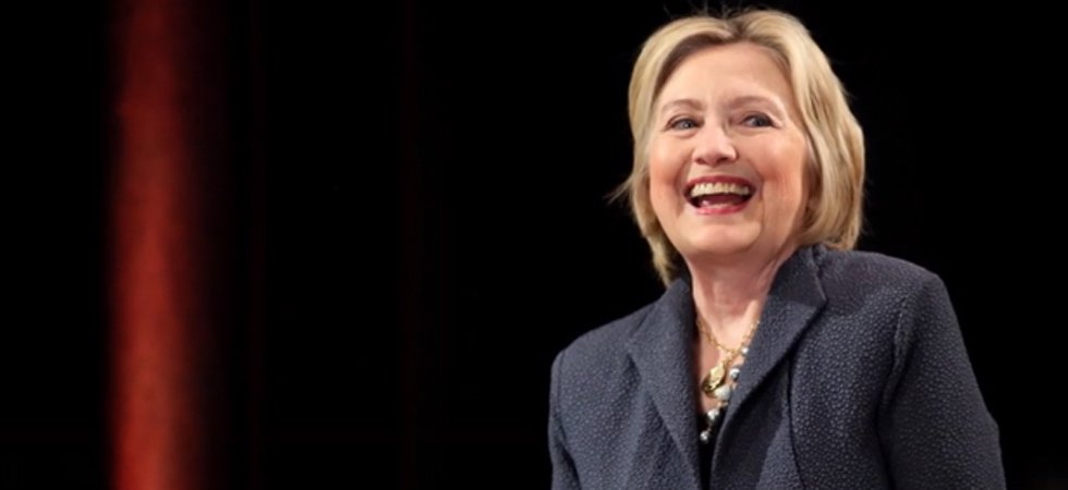 "Le super ""job d'été"" d'Hillary Clinton"