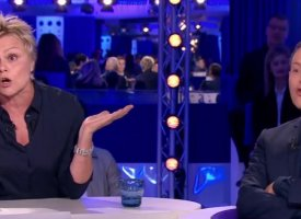ONPC : gros clash entre Muriel Robin et Charles Consigny