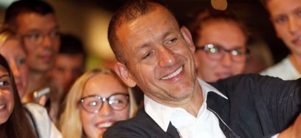 Dany Boon s'engage pour Iris Mittenaere