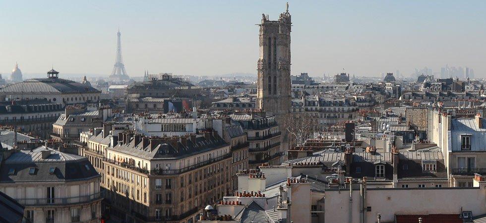 0bad98202f Paris : les prix de l'immobilier franchissent la barre des 10.000 euros du mètre  carré