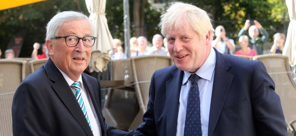 Brexit : un accord annoncé par Boris Johnson et Jean-Claude Juncker
